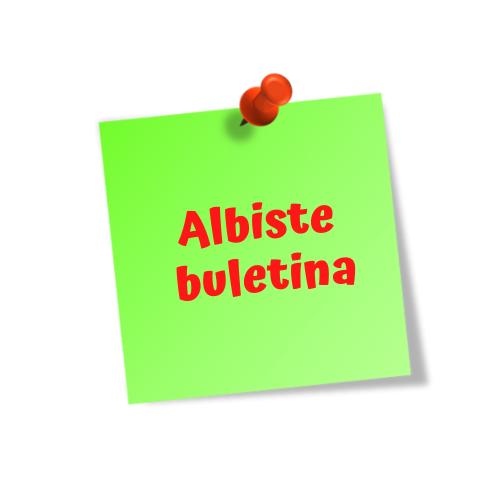 Albiste buletina